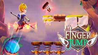 Jump Game: Finger Jump - Gameplay Video