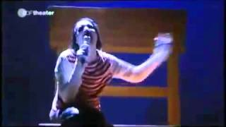 Marilyn Manson - Are You The Rabbit? Live at Hurricane Festival in  Scheesel, Germany 23. 06. 2007)