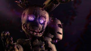Five Night at Freddy3:(noche 1y2) SPRINGTRAP!!!