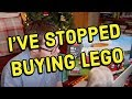 Can you have TOO much LEGO? My LEGO haul and why I've stopped buying LEGO