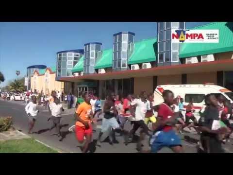 NAMPA:  OMARURU Street Mile 19 OCT 2014 HD