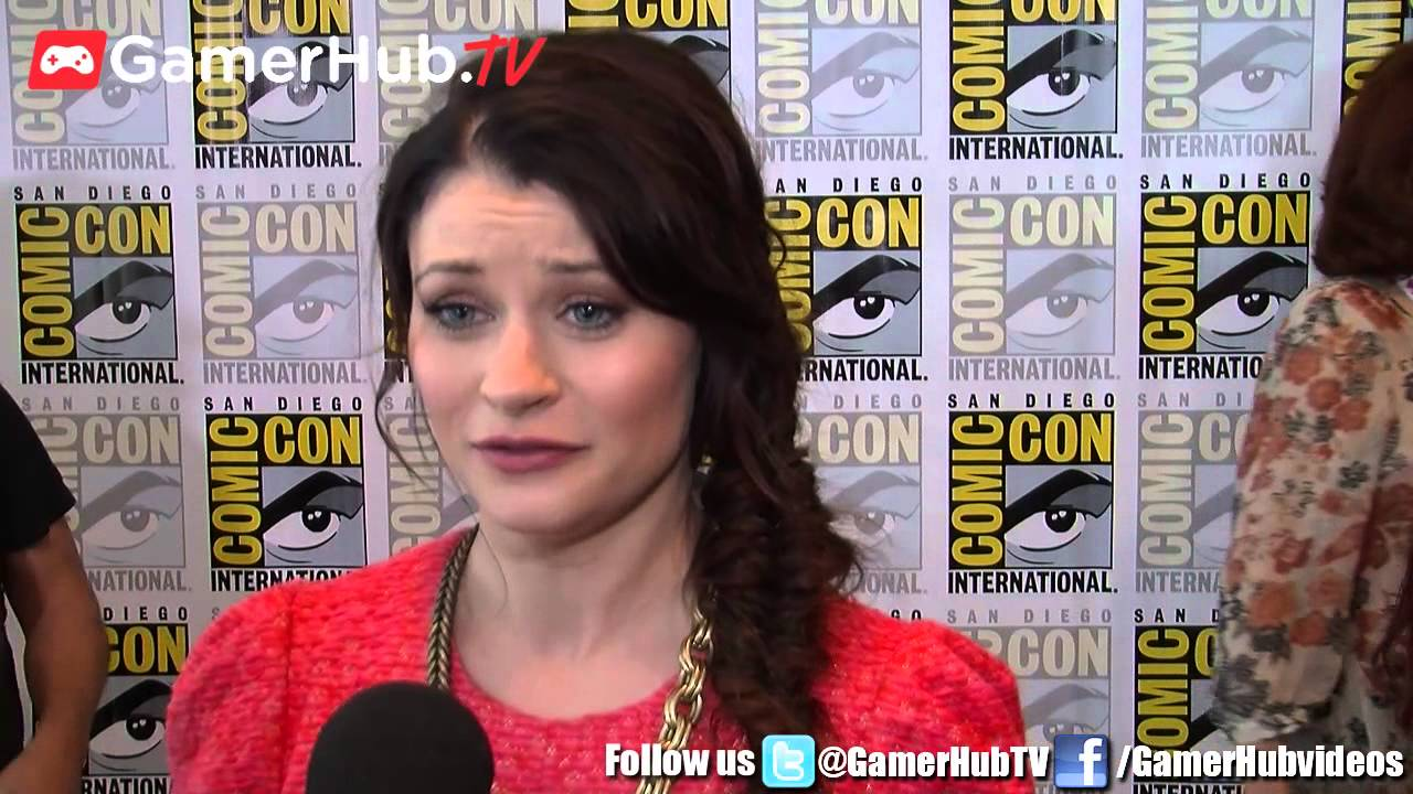 Once Upon A Time Emilie De Ravin (Belle)Talks Season 3 ...