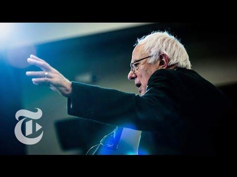 360° Video: Bernie Sanders Rally | Election 2016 | The New York Times