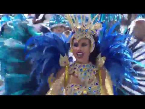 Rio karnevaalit orgioita