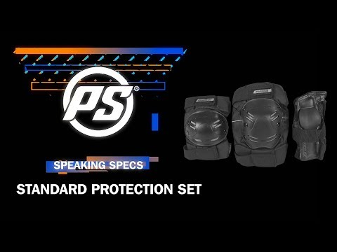 Powerslide Standard protection set 2017 - Powerslide Speaking Specs