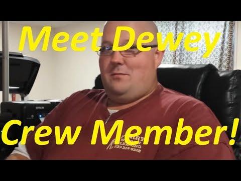 Perry Window Cleaning Crew Member Dewey