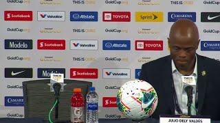 Conferencia de Prensa: Julio Dely Valdés - Jamaica (1) - (0) Panama - Gold Cup 2019