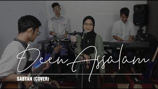 DEEM ASSALAM - SABYAN (COVER) BY AJENG TRI RAHAYU FT.JDP