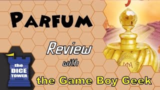 Parfum Review - with the Game Boy Geek(Dan King takes takes a look at this game about making perfume Buy great games at http://www.coolstuffinc.com Find more reviews and videos at ..., 2015-06-18T17:03:02.000Z)
