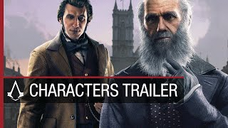 Assassin's Creed Syndicate: Historical Characters | Trailer | Ubisoft [NA]