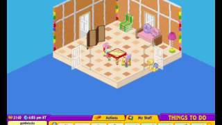My Webkinz House (Improved)