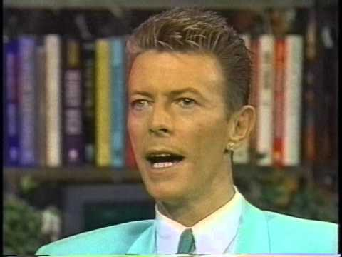 david bowie - today show 4/28/92 - interview
