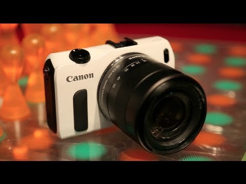 Canon EOS M Hands-on Review