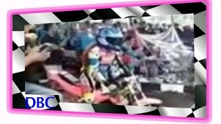 Drag Bike Cewek -- Joki Cantik Seksi Start Cantik | HD VIDEO
