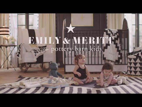 Emily & Meritt For Pottery Barn Kids