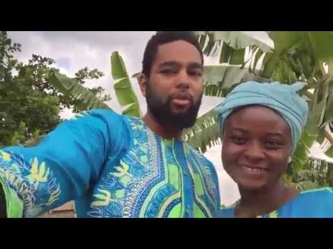 Adventuers in Ghana.How to Naturally Process Moringa