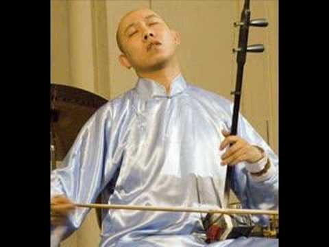 "GuoGan erhu  solo  à   Paris 果敢 演奏的""二泉映月"" 在巴黎 ( The Moon reflected  on the ErQuan---Hua Yan Jun)"