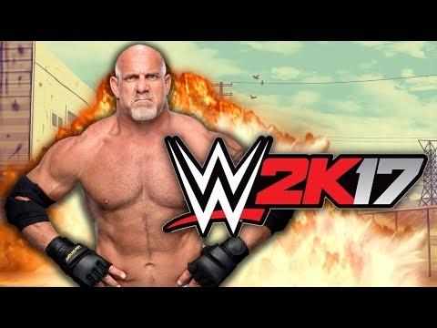 WWE 2K17: Golberg Menggila - Smackdown Indonesia
