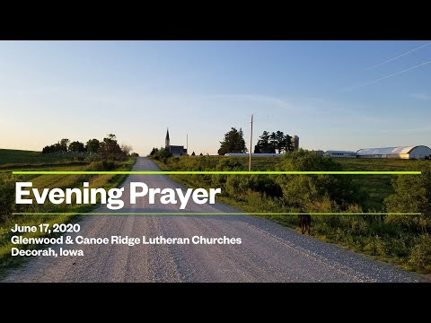 Underwood Lutheran Church Online Mid-Week Lenten Worship Opportunity 3-25-20 from YouTube · Duration:  20 minutes 19 seconds