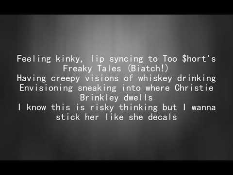 Eminem - Framed (Lyrics) - YouTube