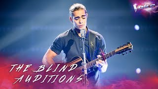 Blind Audition: René Le Feuvre sings I Like Me Better | The Voice Australia 2018