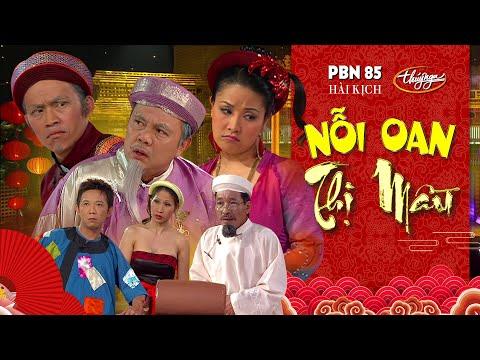 Hài Kịch Nỗi Oan Thị Mầu - Hoài Linh, Chí Tài & Kiều Oanh in PBN 85