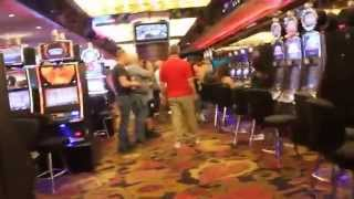 Riviera Casino final five minutes before permanently closing