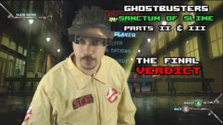 Ghostbusters: Sanctum of Slime Final Verdict Pt.2&3
