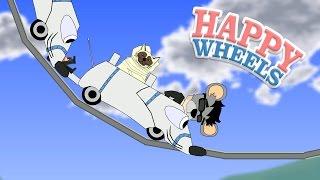 happy wheels roller coaster ride part 342