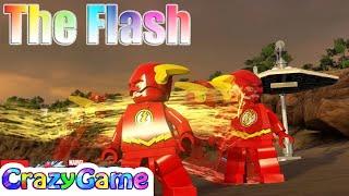 LEGO The #Flash & Quicksliver Free Roam - #LEGO MARVEL's Avengers MOD