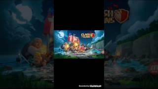 Vidéo clash of clans numéro 2
