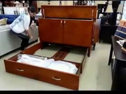 cabinetbed inc a cabinet into a bed patent cidr150302 usd7126765 youtube