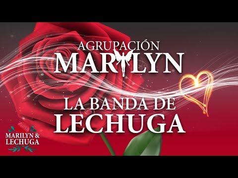 Cumbias Testimoniales │ Enganchados La Banda de Lechuga y Agrupacion Marilyn