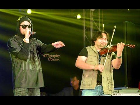 Ik Tera Pyar - Bohemia & Darshan Singh Sur || Live Performance || ATTIZM