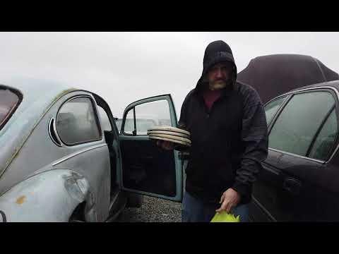 Junkyard Adventures Ep 11   72 Super Beetle