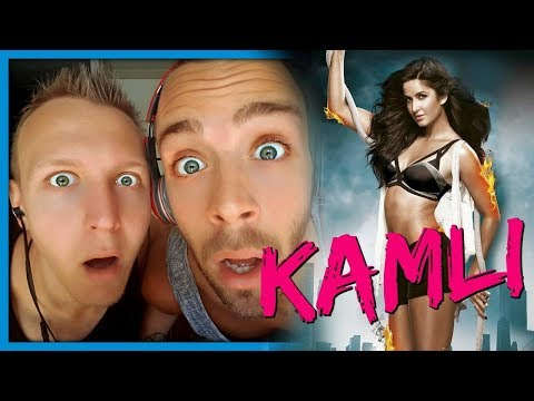 Kamli - Full Song | DHOOM:3 | Katrina Kaif | Aamir Khan | Sunidhi Chauhan | Pritam | Reaction by RnJ