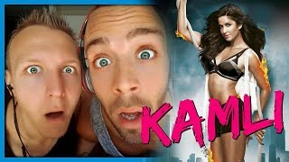 Gambar cover Kamli - Full Song | DHOOM:3 | Katrina Kaif | Aamir Khan | Sunidhi Chauhan | Pritam | Reaction by RnJ