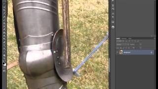 Как вырезать объект из фона в фотошопе