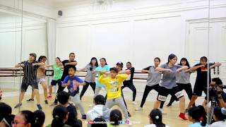 DANCE VIDEO Dance Choreography - FDC Open Class 3