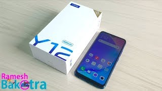 Vivo Y12 Unboxing and Full Review