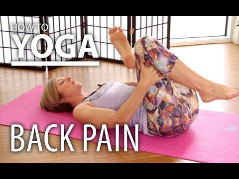 yoga for beginners  relieve back pain  tension