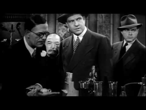 Thriller Detective Crime Drama Movie (Boris Karloff)