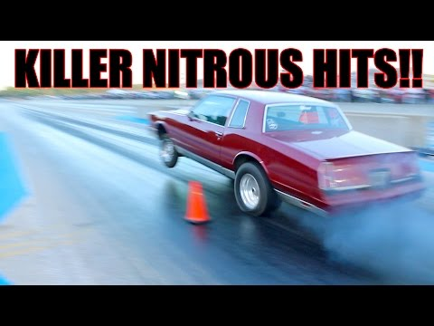 SUPER HARD NITROUS HITS!