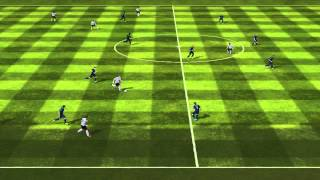 FIFA 14 iPhone/iPad - Spurs vs. Manchester Utd