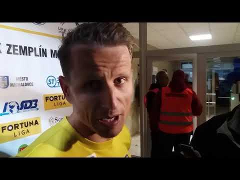 Zostrih MFK Zemplin Michalovce - Podbrezova 2-1, 28.10.2017
