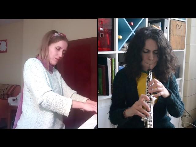 Impro Alicia piano, Maripepa oboe