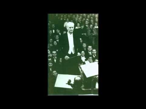 "Beethoven ""Symphony No 1"" Furtwängler Wien 1952"