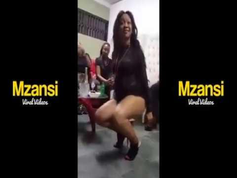 South African Women Twerking
