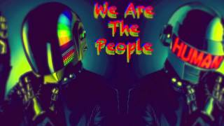 Daft Punk- We Are The Horizon People  (remix by Sun&mOOn)