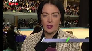 Ірина Дерюгіна: Хочу должно быть на лбу написано